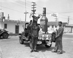 Mr. Old Stagg, Los Angeles, 1956
