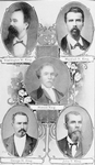 Horace King Washington W. King; Marshall N.King; Horace King; George H. King; John T. King