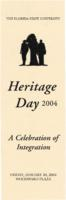 Heritage Day Bookmark: A Celebration of Integration