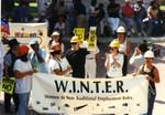 Proposition 209 protest rally