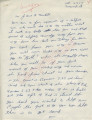 W.R. Butler to Mr. James H. Meredith (4 October 1962)