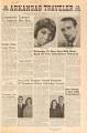 Arkansas Traveler, March 12, 1964; University to Hear Jazz-Folk Music April 18; Four Entertainers Featured; Arkansas traveler (Fayetteville, Ark.); Traveler