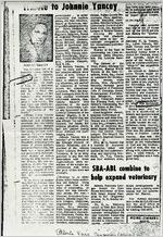 Women - Newspaper Clippings (copies) / Articles