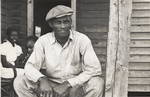Sharecropper on Sunday, Little Rock, Ark., October 1935