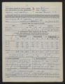 High School Principals' Annual Reports, 1941-1942, Cabarrus County to Chowan County