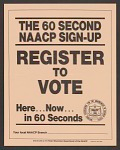 The 60 Second NAACP Sign-Up