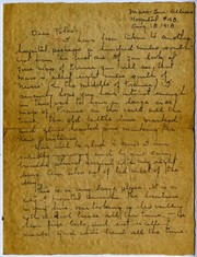 Letter of George J. Maguolo to Folks, August 18, 1918