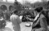 Elmo [sic] Watson - Black Panther leader addressing CU students