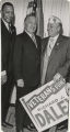 Richard J. Daley and others at a Veterans for Daley event