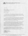 St. Mark United Primitive Baptist Church: correspondence