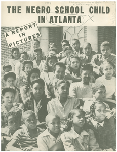 Negro School Child in Atlanta