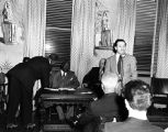 Dox Thrash, Dr. Walter Jerrick, and Romare Bearden