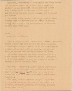 News Script: Cambridge, Washington, and New York
