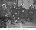 Thumbnail for Navy officers, Keyport, ca. 1943