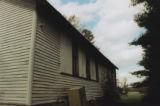 Durham's Chapel School: southeast elevation