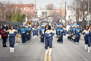 Dr. Martin Luther King Jr. Peace Walk and Parade