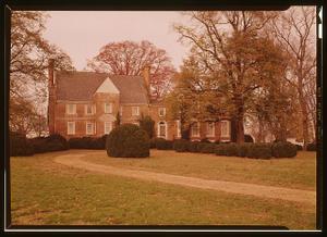 Bacon's Castle, State Route 617, Surry, Surry County, VA
