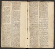 Helen Thoreau's antislavery scrapbook. Volume 3.