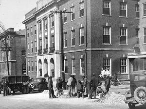 Atlanta Grady Hospital. Clinic for African Americans