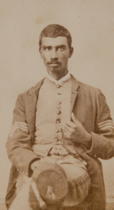 Sergeant Joseph A. Palmer