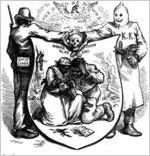 Ku Klux Klan: Reconstruction era
