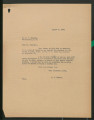 Correspondence: Rosenwald Fund, Box 5, Folder K-L, 1928-1929.