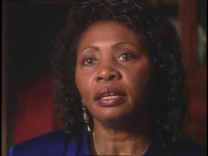 American Experience; Interview with historian Margaret Washington, 2 of 5