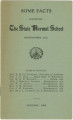 """""""Some Facts Concerning the State Normal School for Colored Students, Montgomery, Ala."""""""