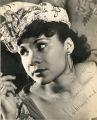 Katherine Dunham, stage dancer
