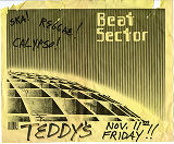 Beat Sector at Teddy's