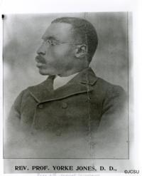 Rev. Professor Yorke Jones