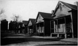 Grady Homes area