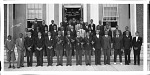 Class of 1935 Phelps Trade School [cellulose acetate photonegative, banquet camera format]