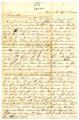 Correspondence from G. G. (Gamble) Rutledge to G. R. Rutledge, September 18, 1862