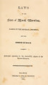 Laws of the State of North Carolina, passed by the General Assembly [1844-1845]