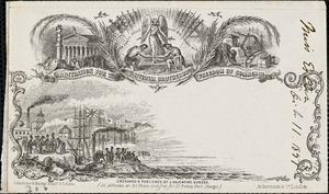 Letter from Richard Davis Webb, Dublin, [Ireland], to Mary Anne Estlin, 1851 Oct[ober] 14
