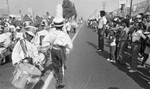 Councilman Robert Farrell, 8th District Disabled Americans Parade, Los Angeles, 1982