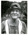 Elderly woman, possibly an ex-slave